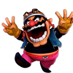 SSBU Wario Alternative Costume 1