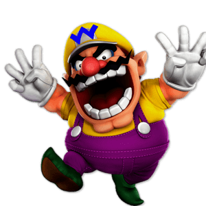 SSBU Wario Alternative Costume 2