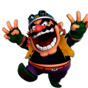 SSBU Wario Alternative Costume 5