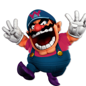 SSBU Wario Alternative Costume 6