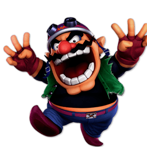 SSBU Wario Alternative Costume 7