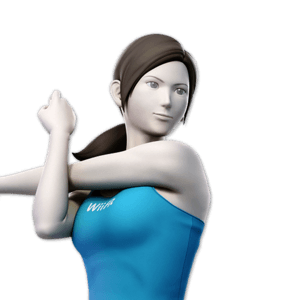 SSBU Wii Fit Trainer Alternative Costume 1
