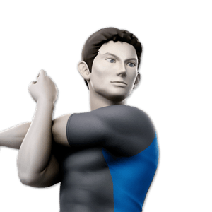 SSBU Wii Fit Trainer Alternative Costume 2