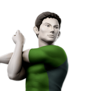 SSBU Wii Fit Trainer Alternative Costume 4