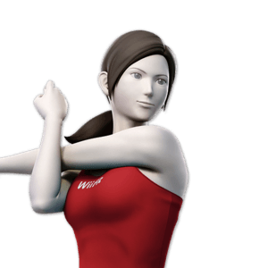 SSBU Wii Fit Trainer Alternative Costume 5