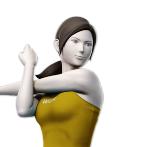 SSBU Wii Fit Trainer Alternative Costume 7