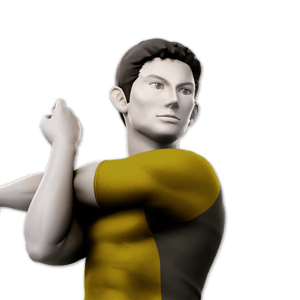 SSBU Wii Fit Trainer Alternative Costume 8
