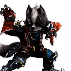 SSBU Wolf Alternative Costume 6
