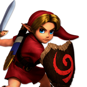 SSBU Young Link Alternative Costume 2