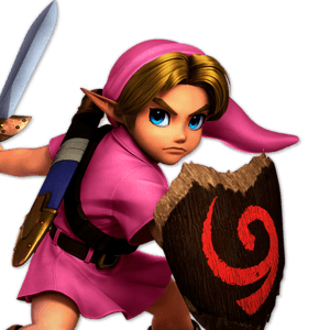 SSBU Young Link Alternative Costume 5