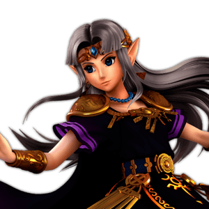 SSBU Zelda Alternative Costume 6