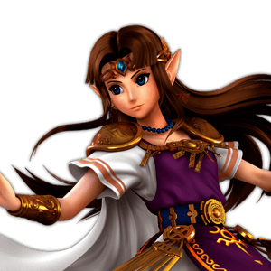 SSBU Zelda Alternative Costume 7