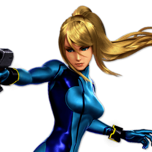 SSBU Zero Suit Samus Alternative Costume 1