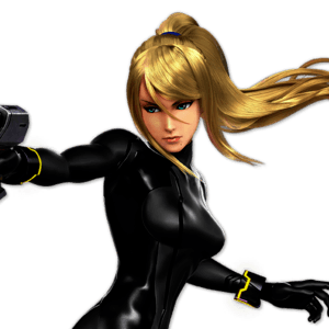 SSBU Zero Suit Samus Alternative Costume 4