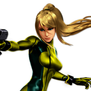 SSBU Zero Suit Samus Alternative Costume 5