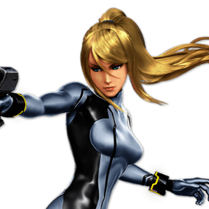 SSBU Zero Suit Samus Alternative Costume 6