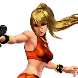 SSBU Zero Suit Samus Alternative Costume 7