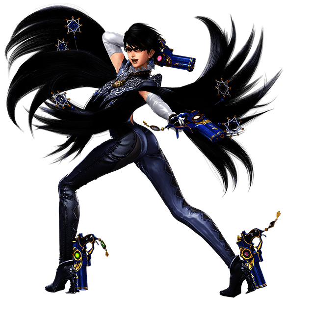 Bayonetta Super Smash Bros Ultimate
