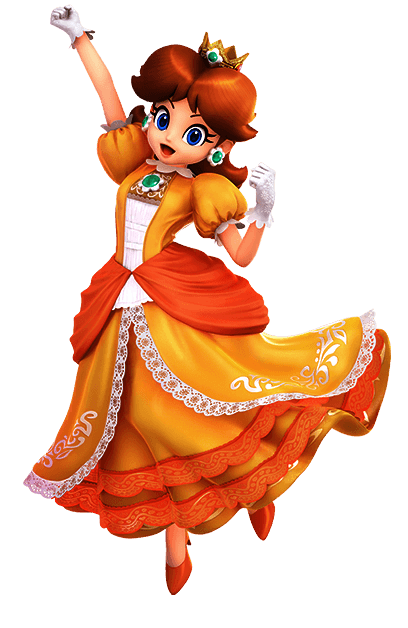 Daisy Super Smash Bros Ultimate