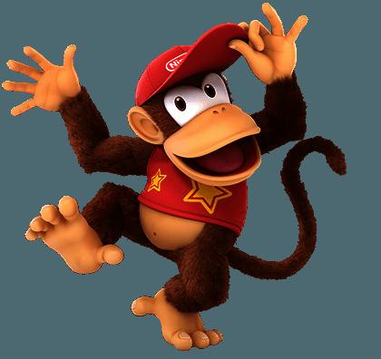 Diddy Kong Super Smash Bros Ultimate
