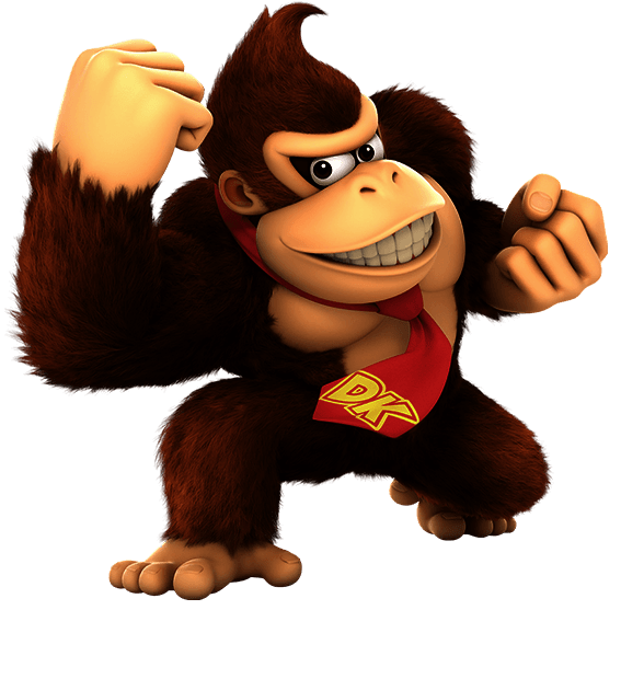 Donkey Kong Super Smash Bros Ultimate