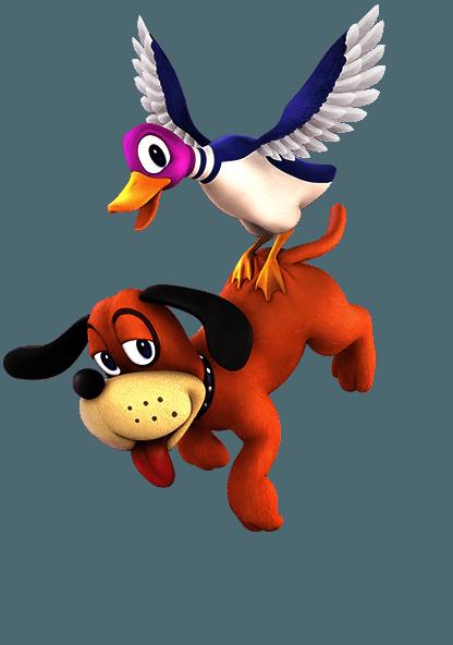 Duck Hunt Super Smash Bros Ultimate