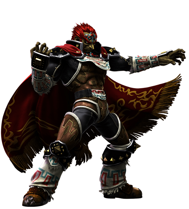 Ganondorf Super Smash Bros Ultimate