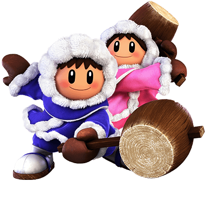 Ice Climbers Super Smash Bros Ultimate