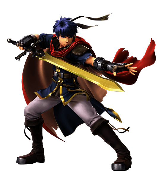 Ike Super Smash Bros Ultimate