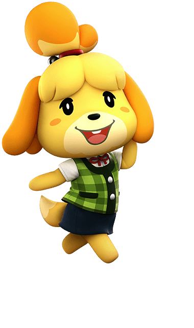Isabelle Super Smash Bros Ultimate