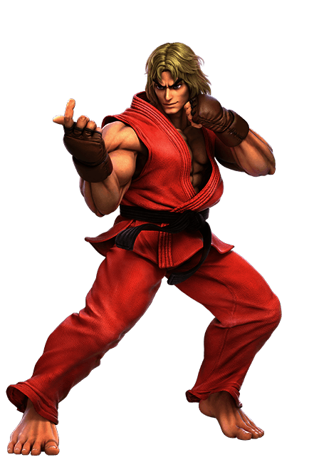 Ken Super Smash Bros Ultimate