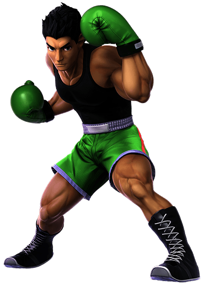 Little Mac Super Smash Bros Ultimate