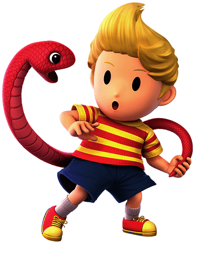Lucas Super Smash Bros Ultimate