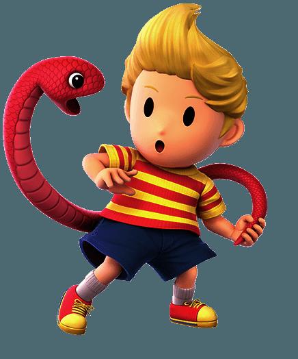 Lucas Super Smash Bros Ultimate | Unlock, Stats, Moves