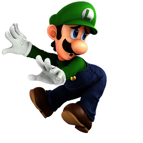 Luigi Super Smash Bros Ultimate