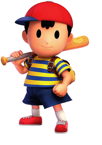 Ness Super Smash Bros Ultimate