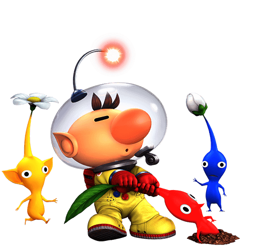 Olimar Super Smash Bros Ultimate
