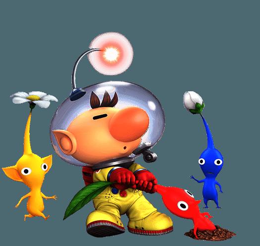 Olimar Super Smash Bros Ultimate