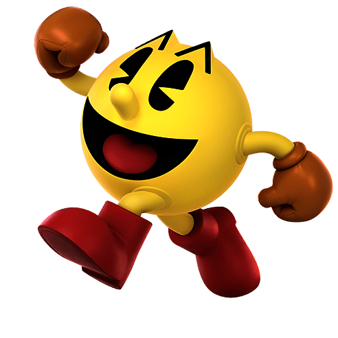 Pac Man Super Smash Bros Ultimate