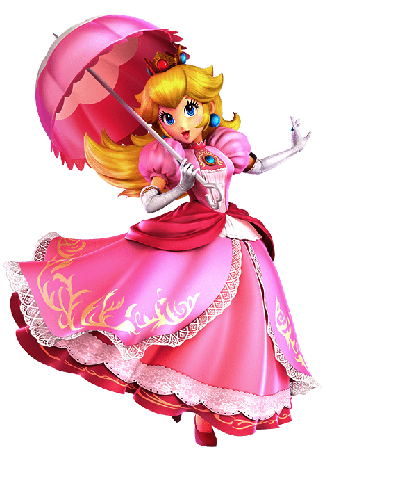 Peach Super Smash Bros Ultimate