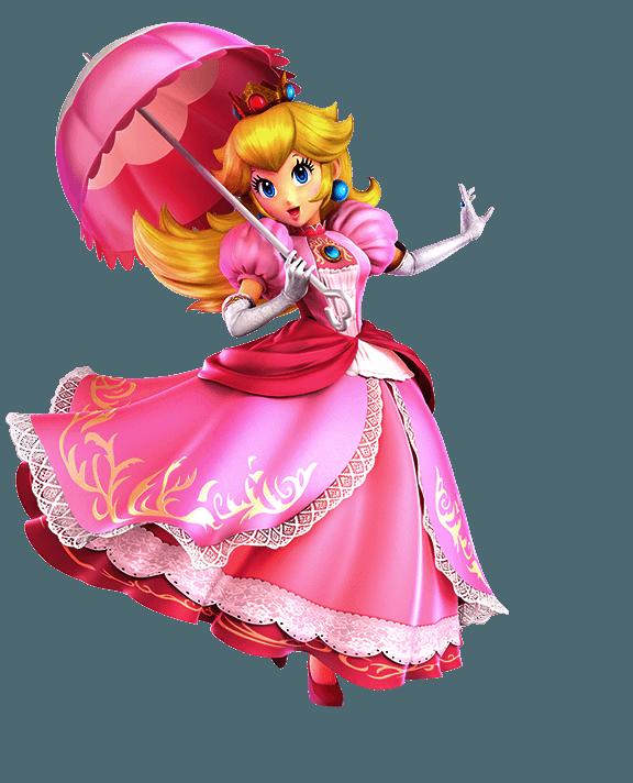 Peach Super Smash Bros Ultimate