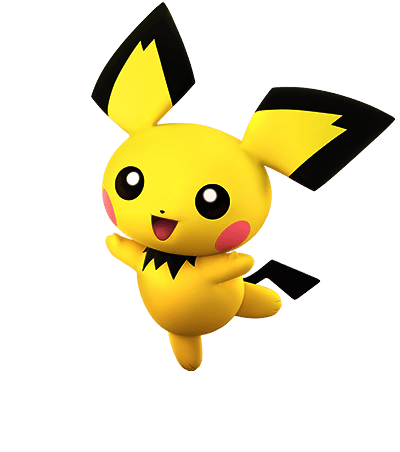 Pichu Super Smash Bros Ultimate