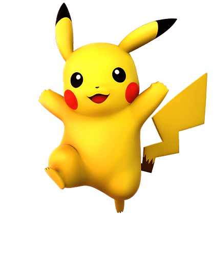 Pikachu Super Smash Bros Ultimate