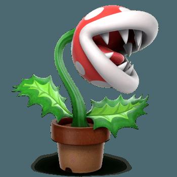 Piranha Plant Super Smash Bros Ultimate