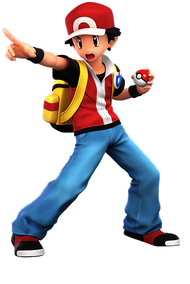 Pokemon Trainer Super Smash Bros Ultimate