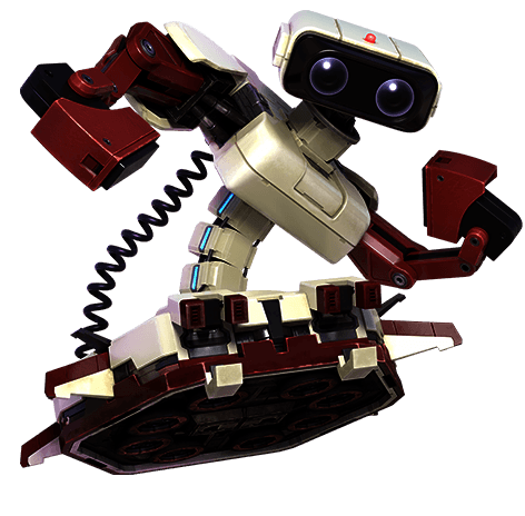 R.O.B. Super Smash Bros Ultimate