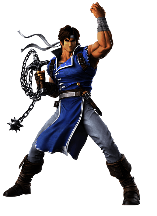 Richter Super Smash Bros Ultimate Unlock Stats Moves