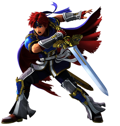 Roy Super Smash Bros Ultimate