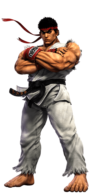 Ryu Super Smash Bros Ultimate