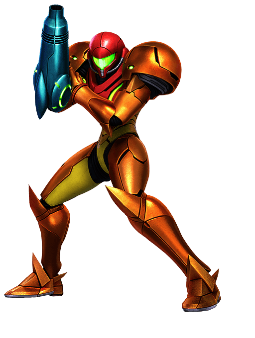 Samus Super Smash Bros Ultimate